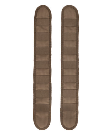 md-textil - Schulterpolster MGS Coyote Brown
