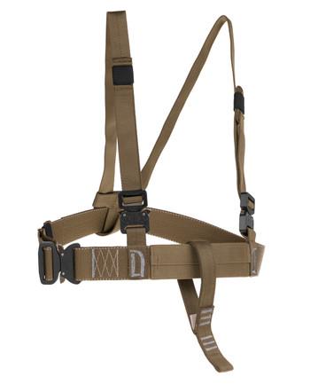 md-textil - Brustgurt MGS Coyote Braun