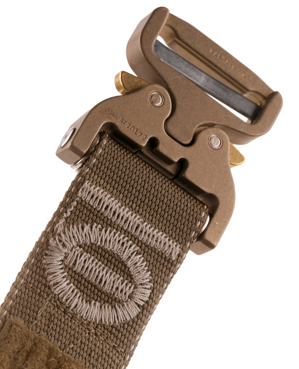 md-textil Jed Belt MGS inkl. Versteifung Coyote Brown