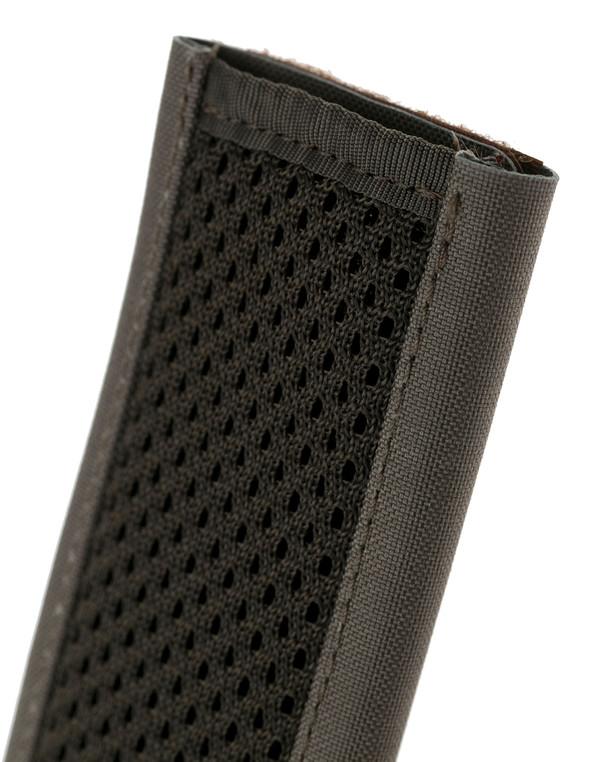 md-textil Plattenträger Schulterpolster MGS Steingrau Oliv