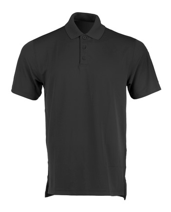 Under Armour - Polo UA Tactical Performance Black Schwarz