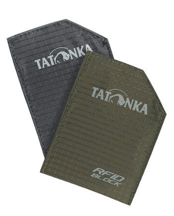Tatonka - Sleeve RFID B 2er Set Assorted