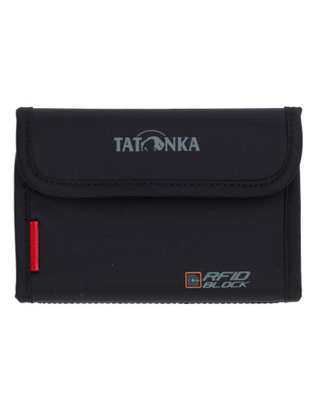 Tatonka - Money Box RFID B Black
