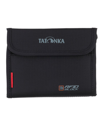 Tatonka - Euro Wallet RFID B Black