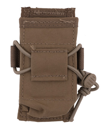 Tardigrade Tactical - Speed Reload Pouch Pistol 9mm Double Stack PALS Coyote Brown