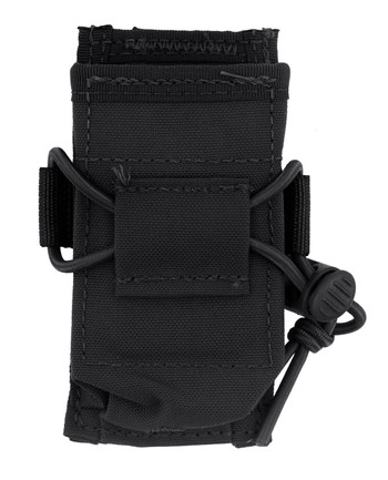 Tardigrade Tactical - Speed Reload Pouch Pistol 9mm Double Stack PALS Black Schwarz