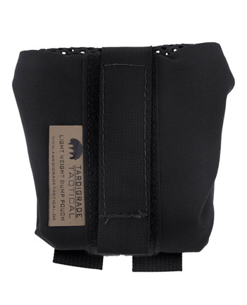 Tardigrade Tactical - Light Weight Dump Pouch PALS Black Schwarz