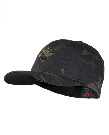 LMSGear - Flexfit Cap Multicam Black Diamond