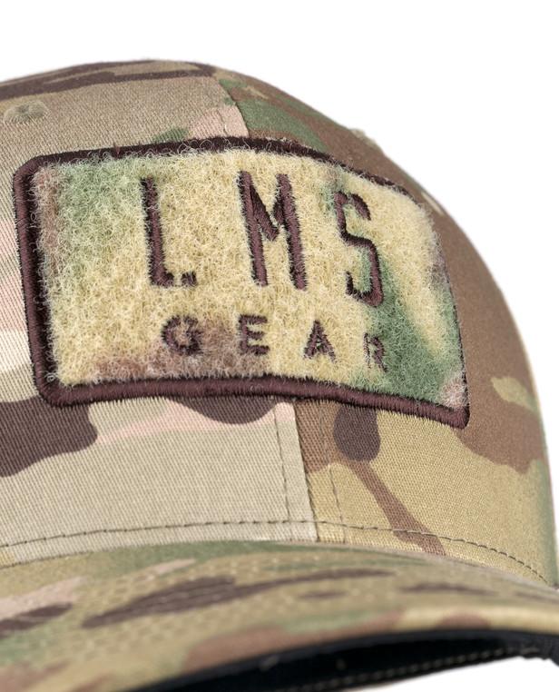LMSGear Flexfit Cap Multicam Velcro