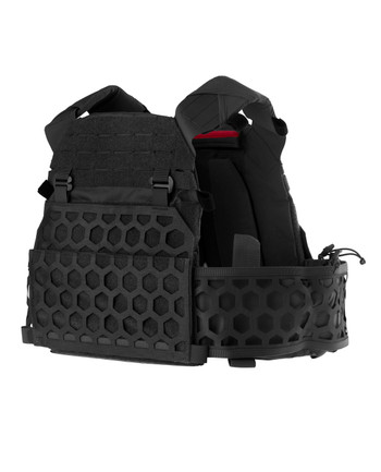 5.11 Tactical - All Mission Plate Carrier Black Schwarz