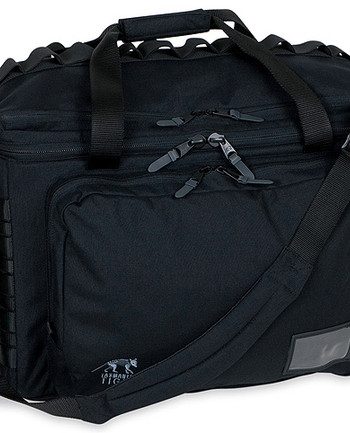 TASMANIAN TIGER - Shooting Bag Black