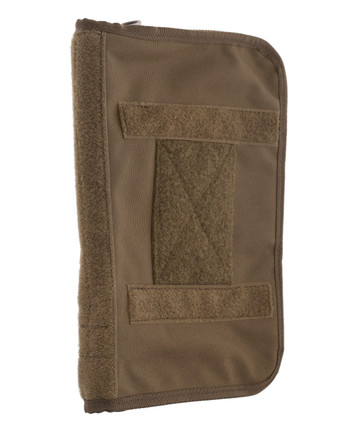md-textil - Datenbuch DINA5 Coyote Brown
