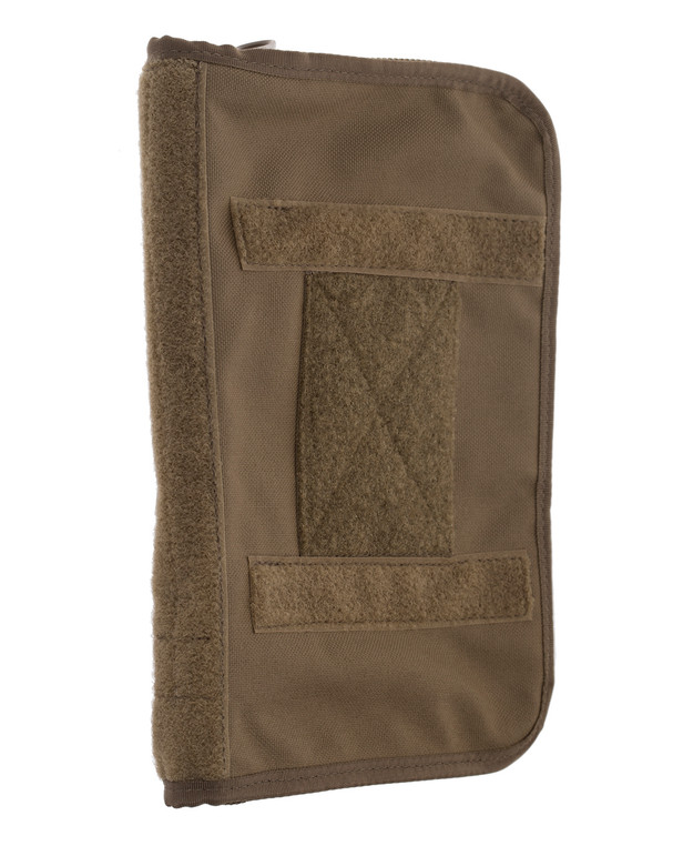 md-textil Data Book DINA5 Coyote Brown