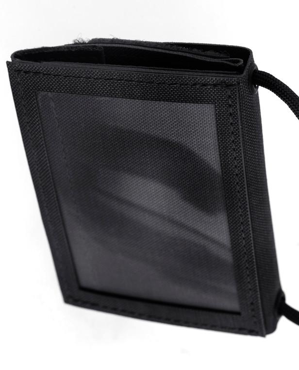 md-textil Dienstausweistasche 2.0 Schwarz