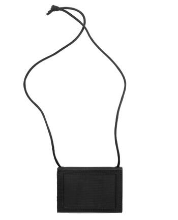 md-textil - Dienstausweistasche 2.0 Schwarz