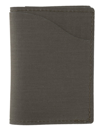 md-textil - Kardamäpple Steingrau Oliv