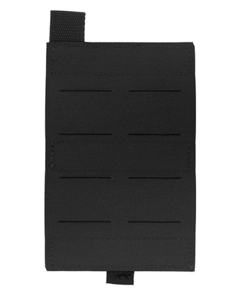 TASMANIAN TIGER - 2 Molle Hook-and-Loop Adapter Black Schwarz