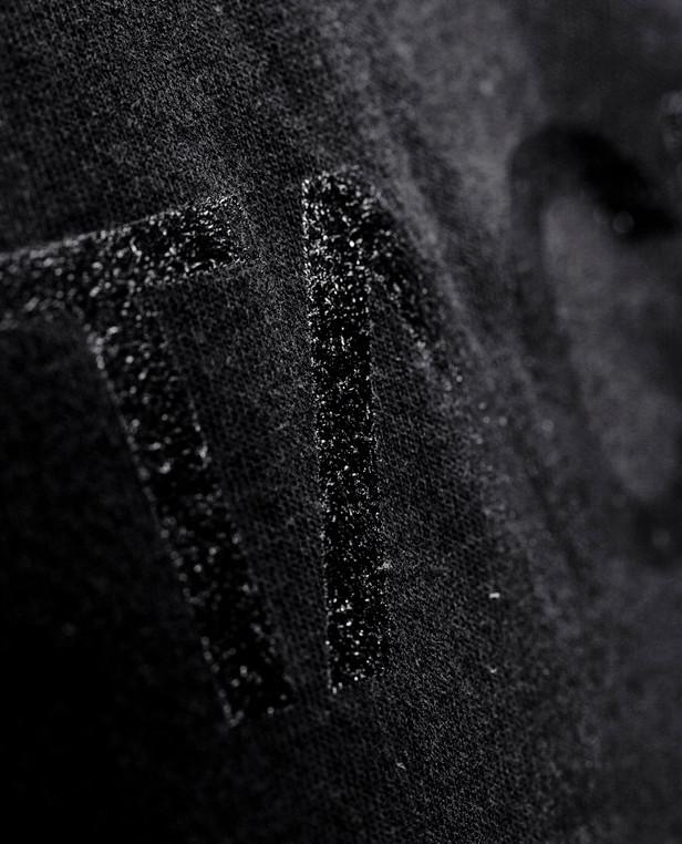 TACWRK Logo T-Shirt Black Schwarz