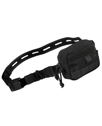 TASMANIAN TIGER - Tactical Fanny Pack Black Schwarz