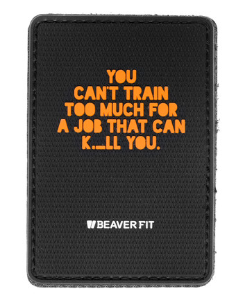 BeaverFit - Can't Train Patch
