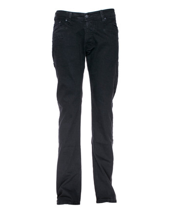 LMSGear - Black Elastane Denim MUD TWK