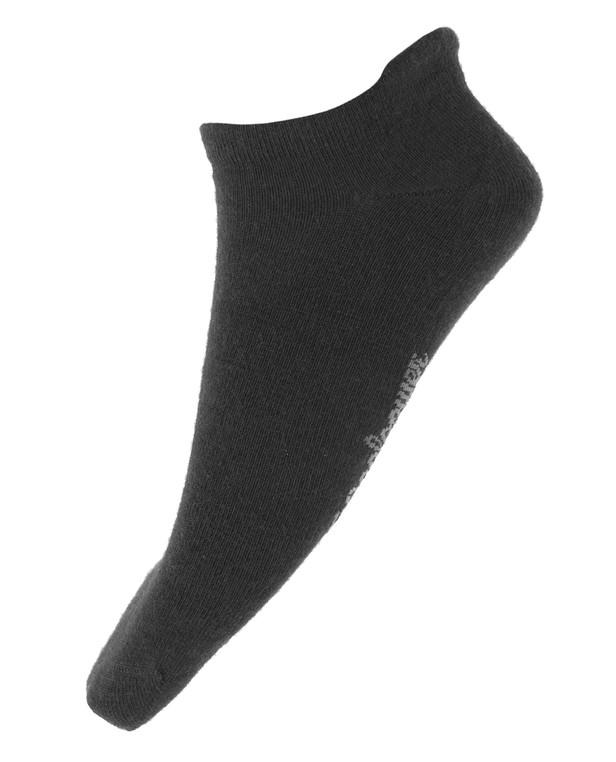 Woolpower Shoe Liner Black