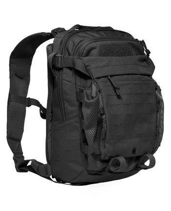 TASMANIAN TIGER - Assault Pack 12 Black Schwarz