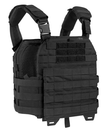 TASMANIAN TIGER - Plate Carrier MK IV Black