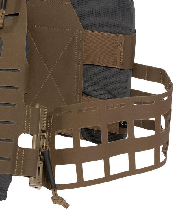 TASMANIAN TIGER TT Plate Carrier QR SK Anfibia Coyote Brown