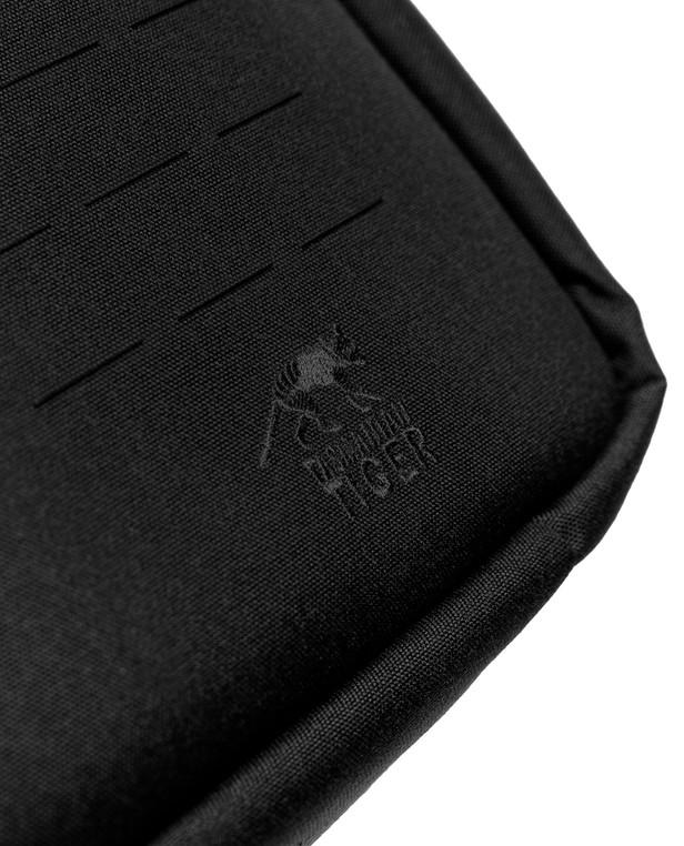TASMANIAN TIGER Modular Pistol Bag Black Schwarz