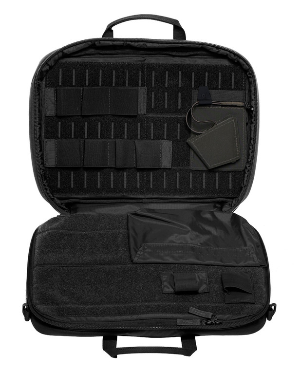 TASMANIAN TIGER Modular Pistol Bag Black