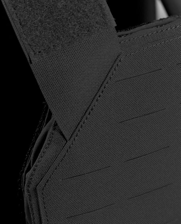 TASMANIAN TIGER Plate Carrier QR LC Black