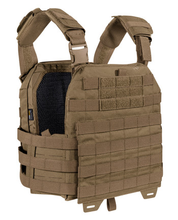 TASMANIAN TIGER - Plate Carrier MK IV Coyote Brown