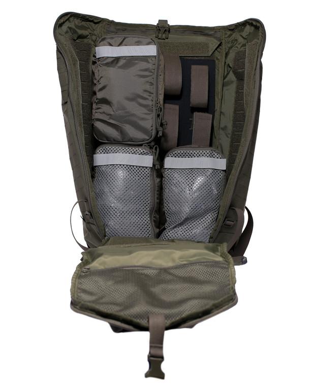 TASMANIAN TIGER TT Modular Pack 45 Plus Olive