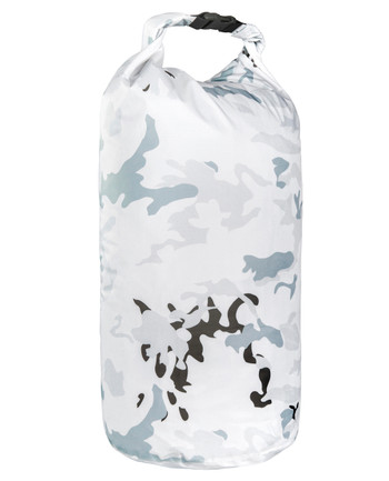TASMANIAN TIGER - Waterproof Bag Snow L 4-Color Snow Forest