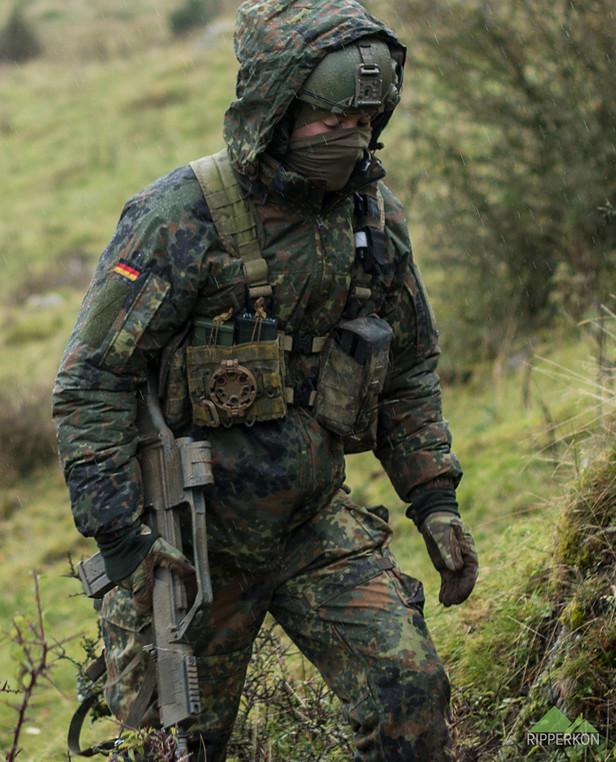 Carinthia HIG Jacket Spezialkräfte Flecktarn KSK