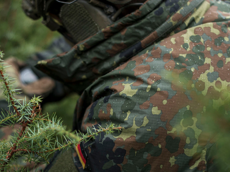 Carinthia - HIG Jacket Special Forces Flecktarn KSK - MG100x