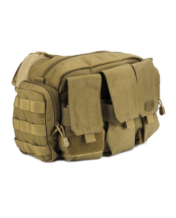 5.11 Tactical - Bail Out Bag Coyote