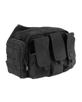 5.11 Tactical - Bail Out Bag Schwarz