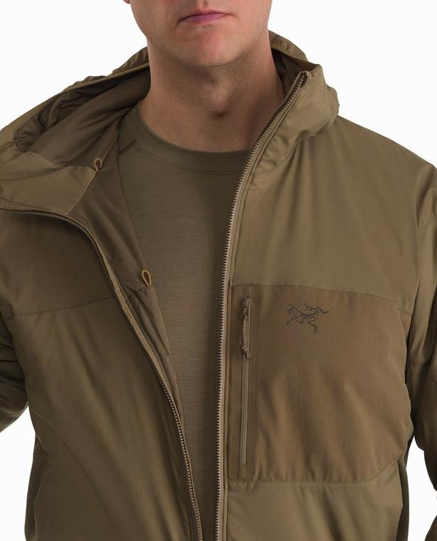 Arc'teryx LEAF Atom Hoody LT Men's Gen2 2019 Ranger Green