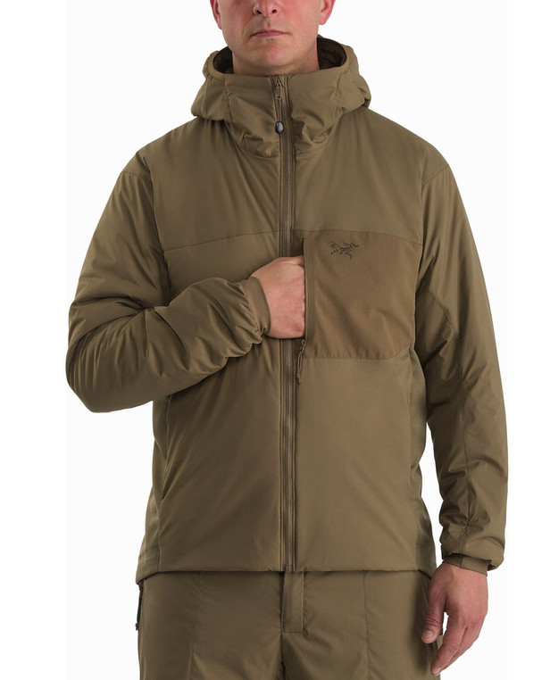 Arc'teryx LEAF Atom Hoody LT Men's Gen2 2019 Crocodile