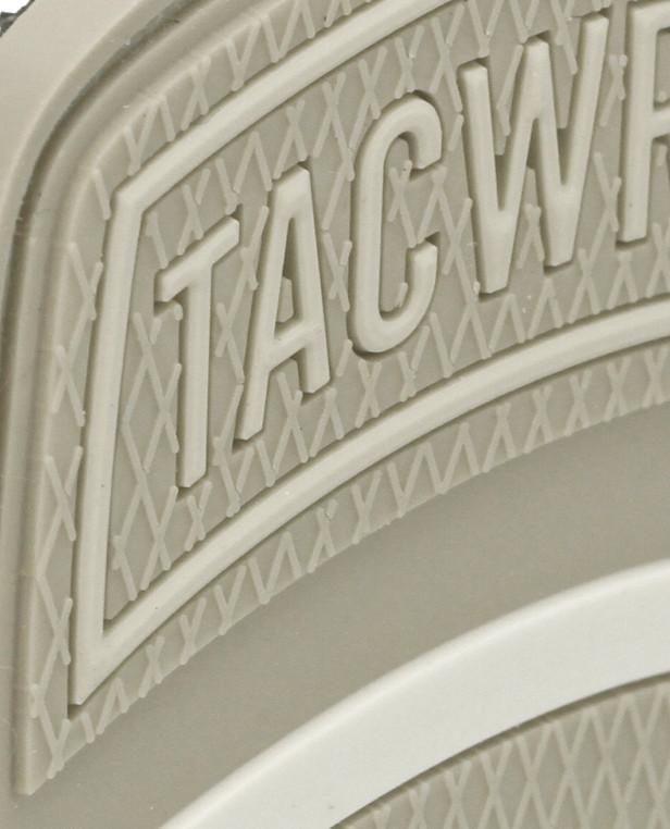 TACWRK Brigade Rubber Patch Tan