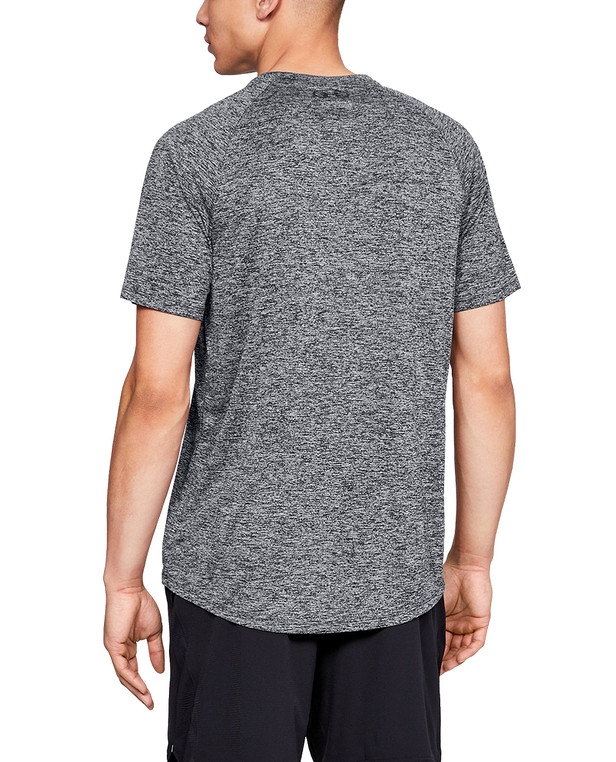 Under Armour UA Tech 2.0 SS Tee Black