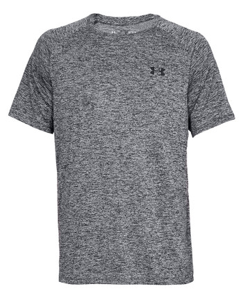 Under Armour - UA Tech 2.0 SS Tee Black