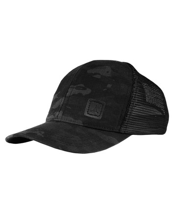Triple Aught Design - Trucker Cap Multicam Black