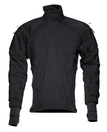 UF PRO - AcE Winter Combat Shirt Black Schwarz