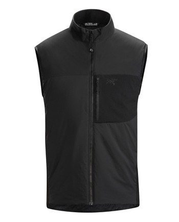 Arc'teryx LEAF - Atom Vest LT Men's (Gen2) Black Schwarz