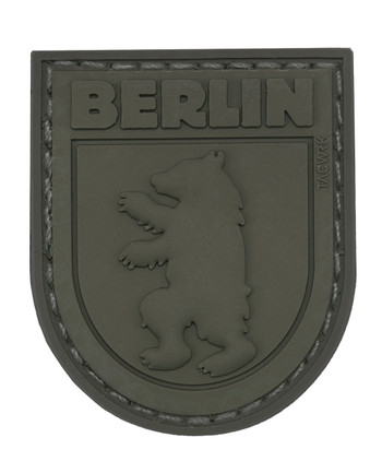 TACWRK - Berlin Bear Patch All Olive