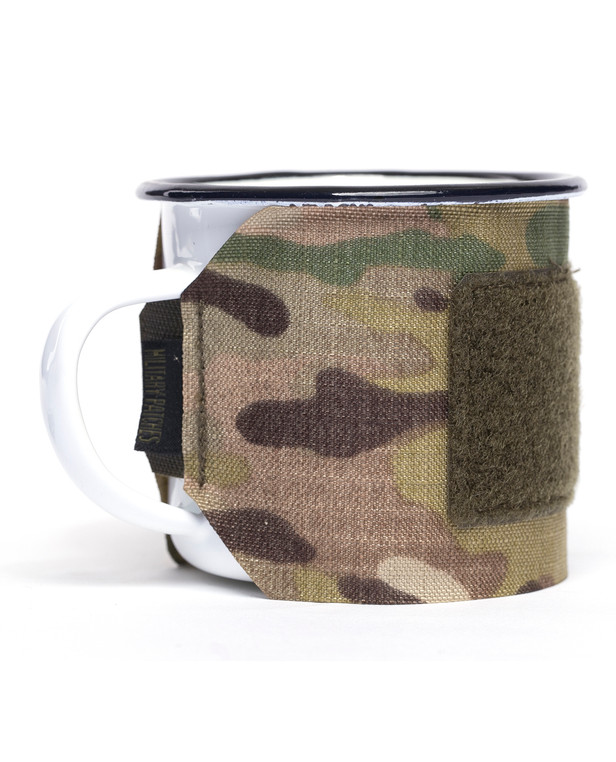 Military Patches Mug Patch Panel Multicam