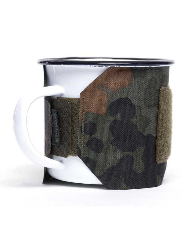 Military Patches Mug Patch Panel 5-color Flecktarn